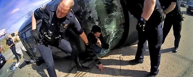 Filmul asta ne arata prostia unui sofer american si pregatirea exemplara a agentilor de la Rutiera