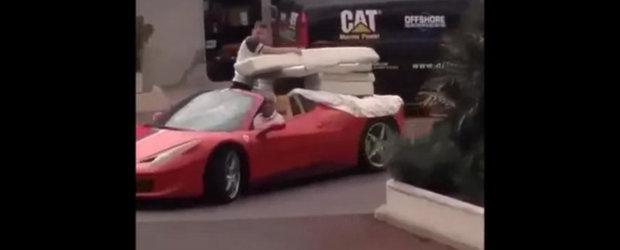 Filmul care ne demonstreaza ca si supercarurile pot fi masini practice