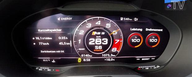 Filmul care pune pe jar soferii noului CLA45 AMG. Nu exista sedan compact mai rapid ca acesta. VIDEO