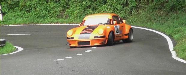 Filmul saptamanii: 11 minute pline cu Porsche-uri de curse si viteza in coasta