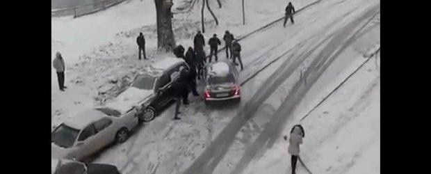 Filmul saptamanii: norocul nu are limite pentru un sofer din Rusia