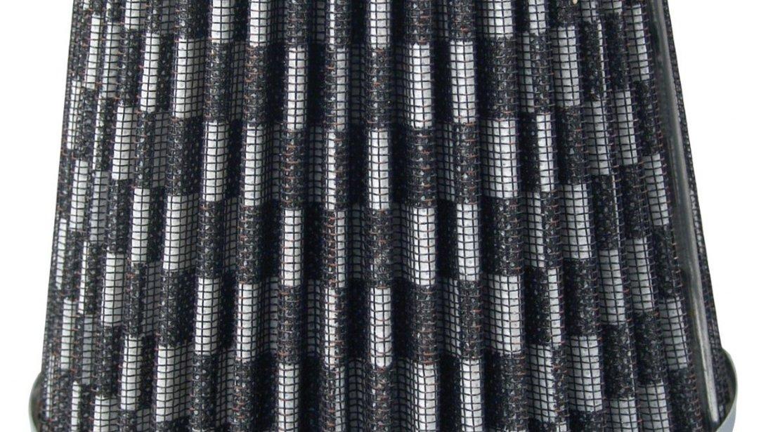 Filtru Aer Conic Carbon 76mm
