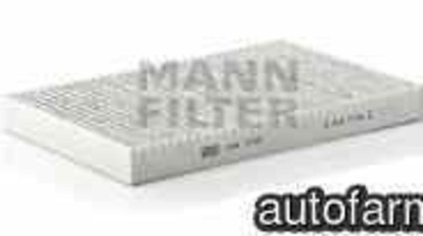 Filtru aer habitaclu AUDI 100 Avant 44 44Q C3 MANN-FILTER CUK 3192