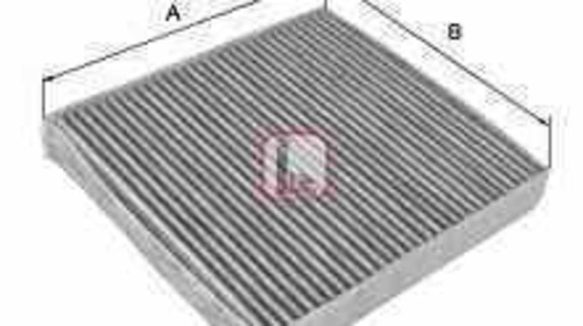 Filtru, aer habitaclu FORD TRANSIT COURIER caroserie SOFIMA S 4170 CA