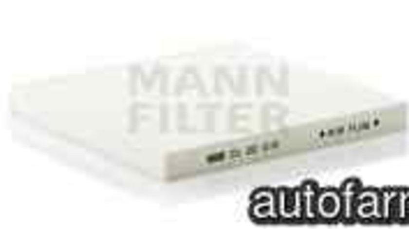 Filtru, aer habitaclu ISUZU D-MAX (8DH) MANN-FILTER CU 22 010