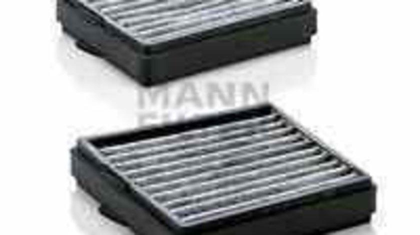 Filtru aer habitaclu MERCEDES-BENZ CLK Cabriolet A209 MANN-FILTER CUK 20 000-2