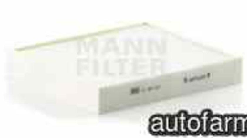 Filtru aer habitaclu SKODA ROOMSTER Praktik 5J MANN-FILTER CU 26 010