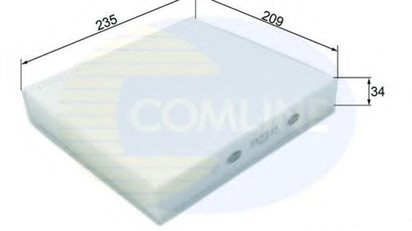 Filtru, aer habitaclu VOLVO C30 (2006 - 2012) COMLINE EKF214 piesa NOUA