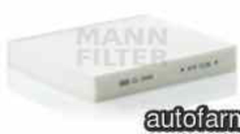 Filtru aer habitaclu VOLVO C30 MANN-FILTER CU 2440