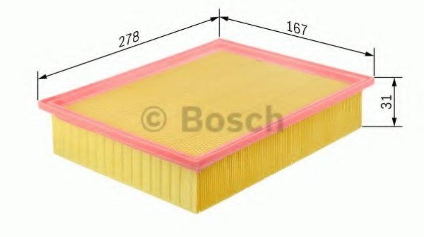 Filtru aer INFINITI FX (2002 - 2008) BOSCH 1 987 429 051 - produs NOU