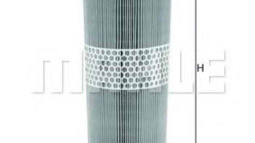 Filtru aer MERCEDES C-CLASS (W204) (2007 - 2014) MAHLE ORIGINAL LX 1020 produs NOU