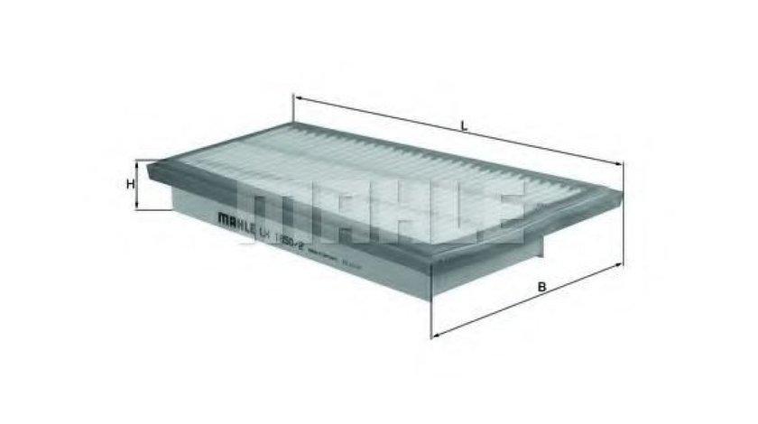 Filtru aer MERCEDES GL-CLASS (X164) (2006 - 2012) KNECHT LX 1850/2 produs NOU