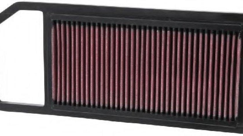 Filtru aer PEUGEOT 407 (6D) (2004 - 2016) K&N Filters 33-2911 produs NOU