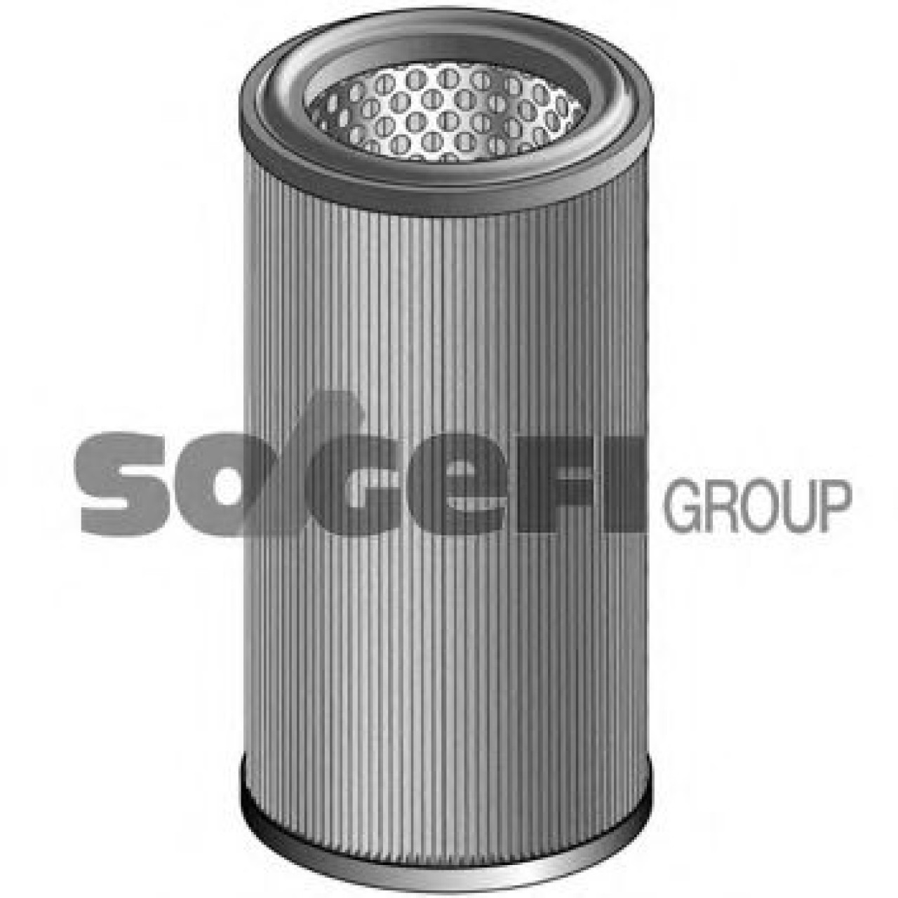 Filtru aer PEUGEOT BOXER platou / sasiu (ZCT) (1994 - 2002) PURFLUX A251 - produs NOU