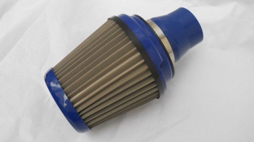 Filtru aer sport profesional albastru de sunet si putere
