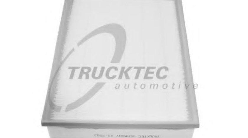 Filtru aer VW CRAFTER 30-50 platou / sasiu (2F) (2006 - 2016) TRUCKTEC AUTOMOTIVE 02.14.064 piesa NOUA