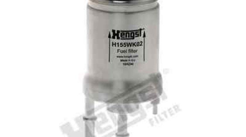 Filtru combustibil AUDI A3 Sportback (8PA) HENGST FILTER H155WK02