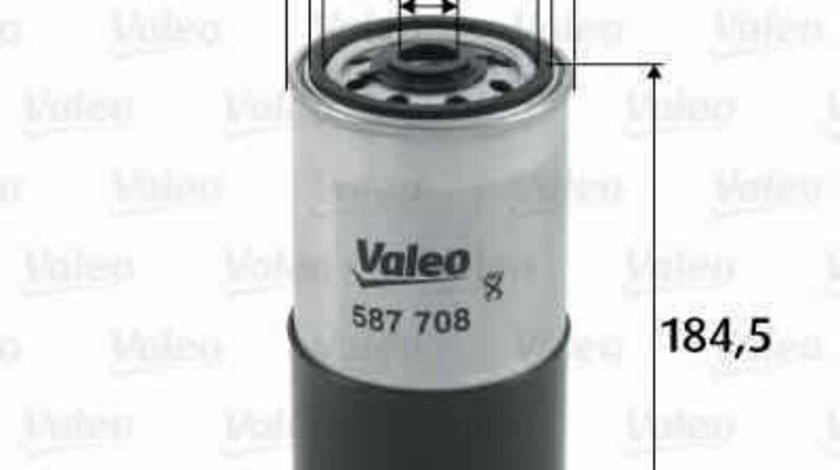 Filtru combustibil AUDI A4 8D2 B5 VALEO 587708