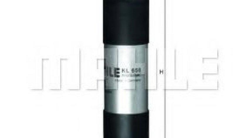 Filtru combustibil AUDI A6 (4F2, C6) (2004 - 2011) MAHLE ORIGINAL KL 658 produs NOU