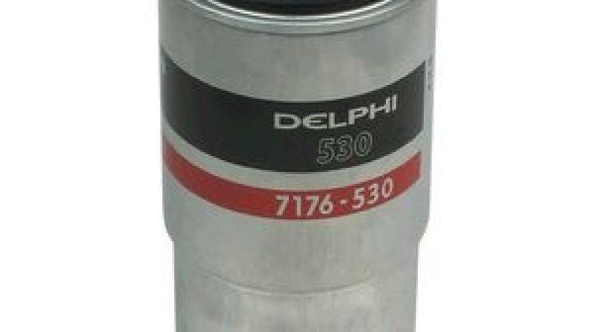 Filtru combustibil BMW Seria 7 (E65, E66, E67) (2001 - 2009) DELPHI HDF530 - produs NOU