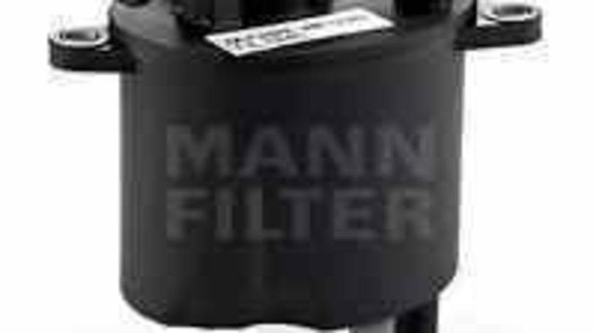 filtru combustibil CITROËN C5 II RC MANN-FILTER WK 12 001