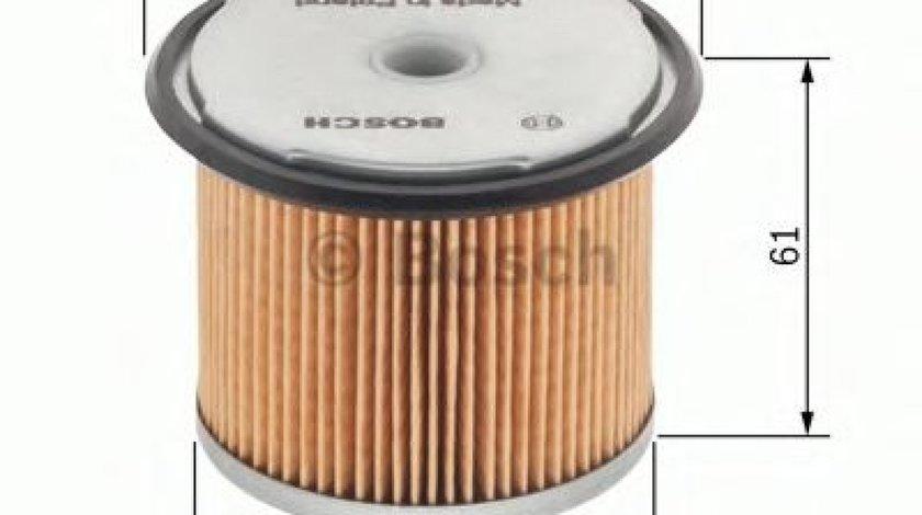 Filtru combustibil CITROEN BERLINGO caroserie (M) (1996 - 2016) BOSCH 1 457 429 291 produs NOU