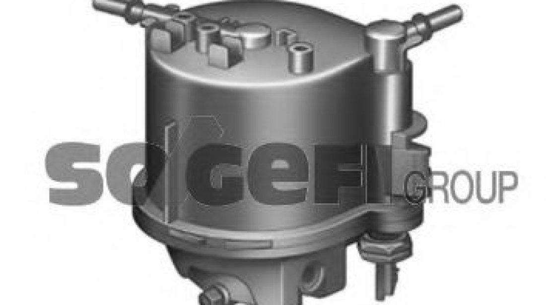 Filtru combustibil CITROEN C1 (PM, PN) (2005 - 2016) PURFLUX FCS704 produs NOU