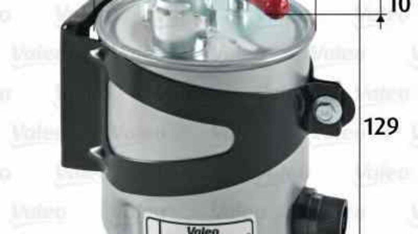 filtru combustibil DACIA LOGAN LS VALEO 587528