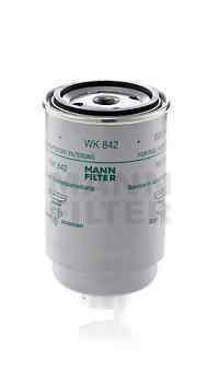 filtru combustibil DEUTZ-FAHR DX MANN-FILTER WK 842