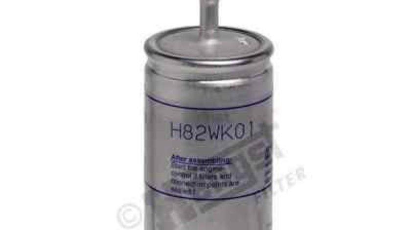Filtru combustibil FIAT CINQUECENTO (170) Producator HENGST FILTER H82WK01