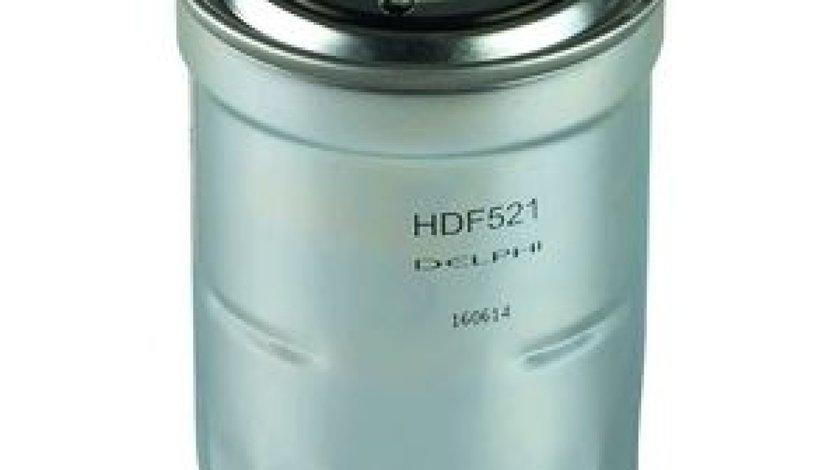 Filtru combustibil FORD RANGER (ER, EQ) (1998 - 2006) DELPHI HDF521 produs NOU