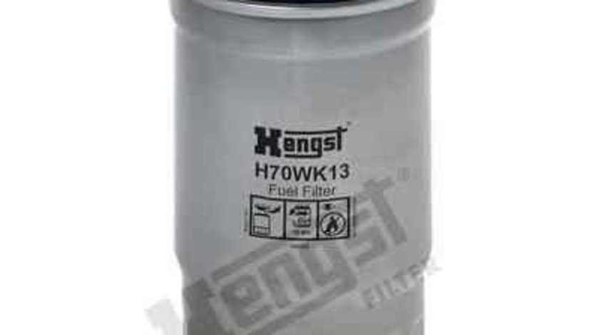 Filtru combustibil HYUNDAI i20 (PB, PBT) HENGST FILTER H70WK13