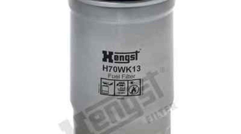 Filtru combustibil HYUNDAI TRAJET (FO) HENGST FILTER H70WK13