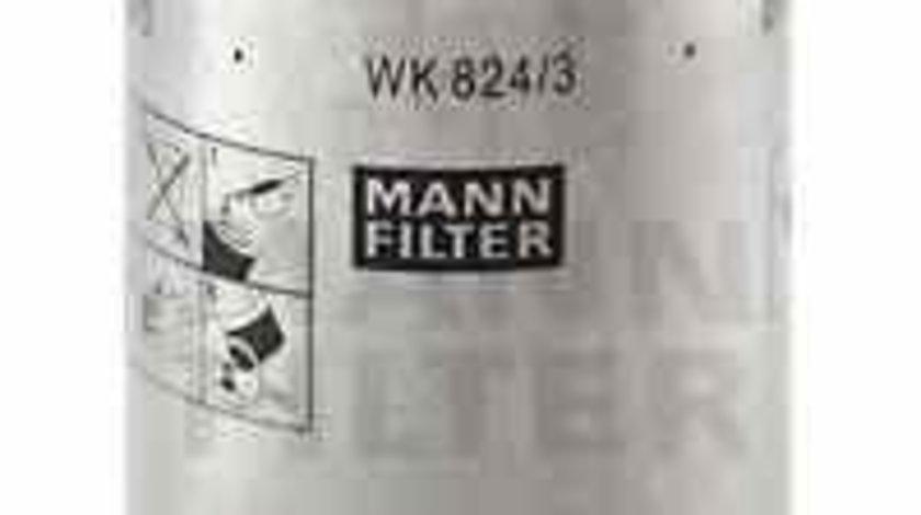 filtru combustibil KIA CARENS IV MANN-FILTER WK 824/3