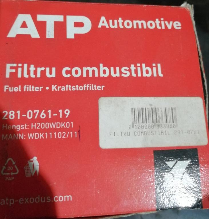 Filtru combustibil MANN 281-0761-19 ( LICHIDARE DE STOC)