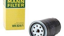 Filtru Combustibil Mann Filter WK824/1