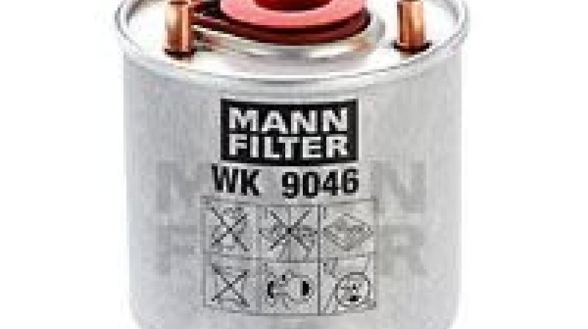 Filtru combustibil MAZDA 2 (DE) (2007 - 2015) MANN-FILTER WK 9046 z piesa NOUA
