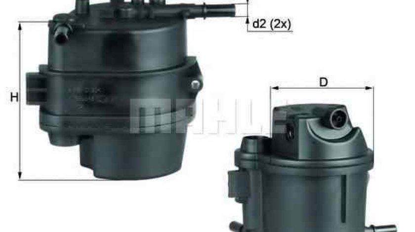 filtru combustibil MAZDA 2 DY KNECHT KL 777D