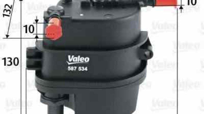 filtru combustibil MAZDA 2 DY VALEO 587534