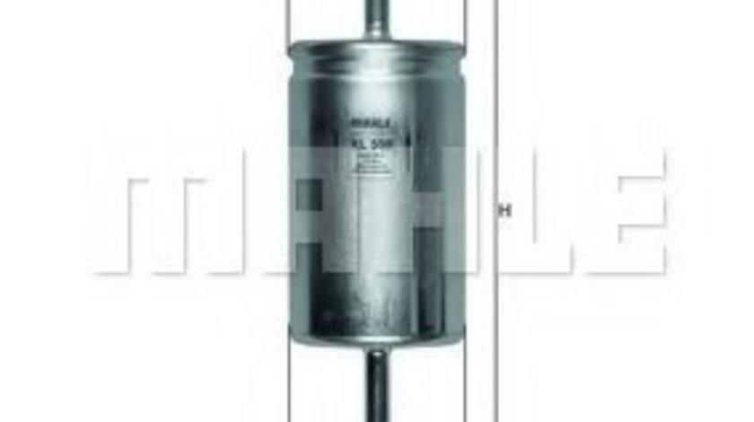 Filtru combustibil MAZDA 3 (BL) (2008 - 2016) MAHLE ORIGINAL KL 559 produs NOU