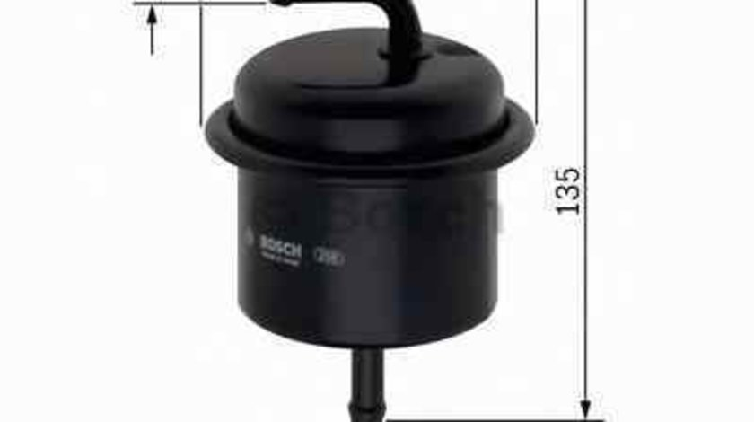 filtru combustibil MAZDA MX-6 GE BOSCH 0 986 450 106