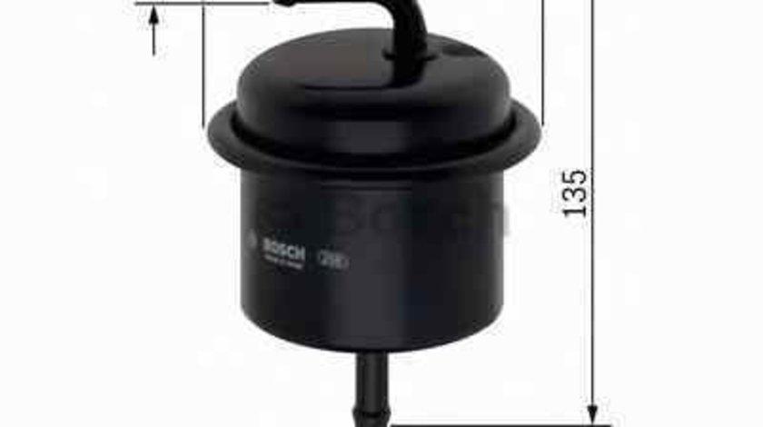 filtru combustibil MAZDA XEDOS 6 CA BOSCH 0 986 450 106