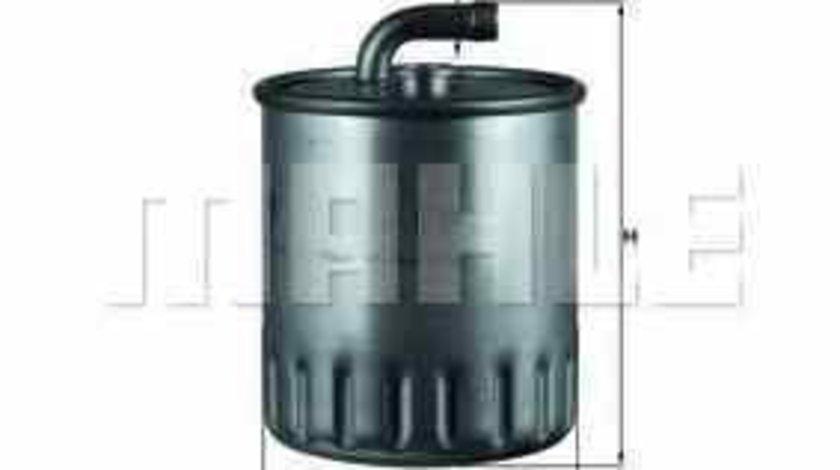 filtru combustibil MERCEDES-BENZ M-CLASS W163 KNECHT KL 179