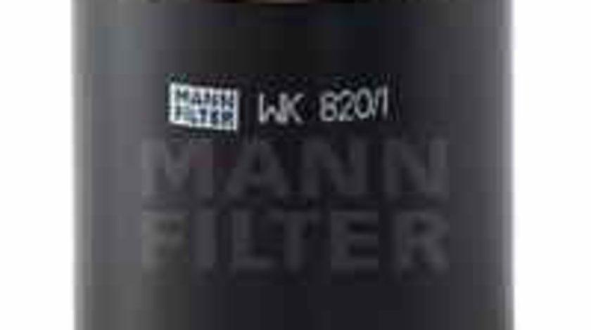 filtru combustibil MERCEDES-BENZ M-CLASS W164 MANN-FILTER WK 820/1