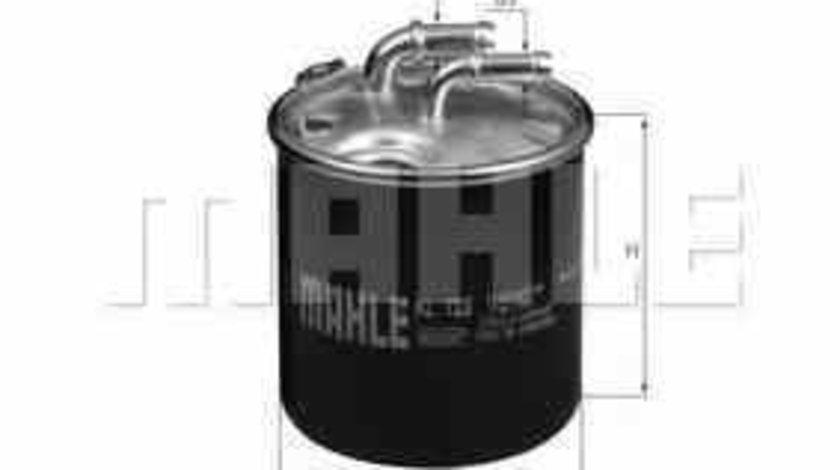 filtru combustibil MERCEDES-BENZ M-CLASS W164 KNECHT KL 723D