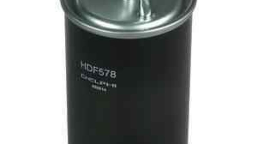 filtru combustibil MITSUBISHI OUTLANDER II (CW_W) DELPHI HDF578