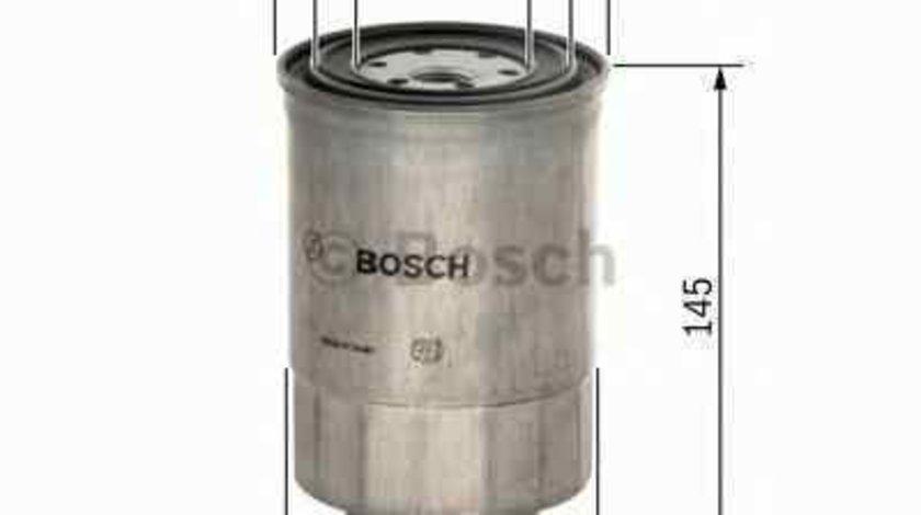 filtru combustibil NISSAN PATHFINDER R51 BOSCH 1 457 434 281