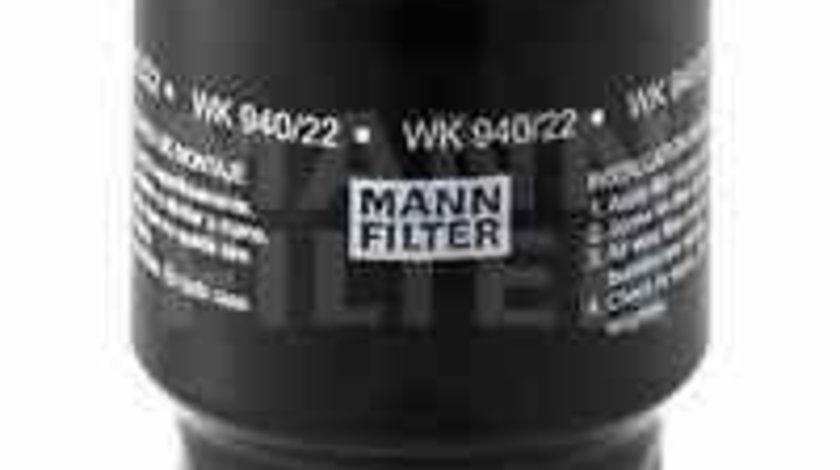 filtru combustibil NISSAN PATHFINDER R51 MANN-FILTER WK 940/22