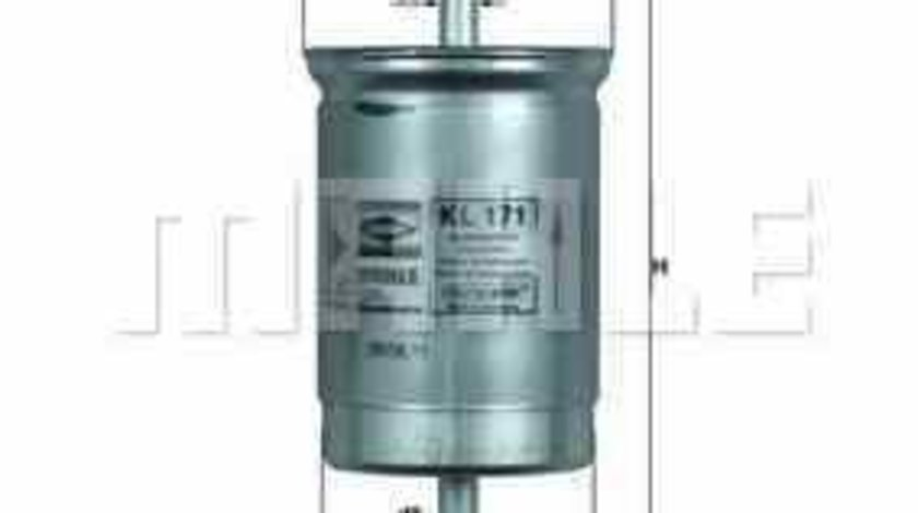 Filtru combustibil NISSAN SILVIA S110 KNECHT KL 171