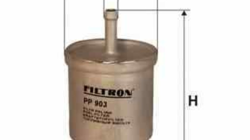 filtru combustibil NISSAN TERRANO II R20 FILTRON PP903